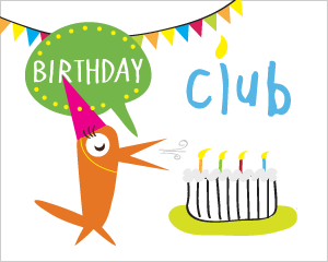 Fiddlesticks Birthday Club